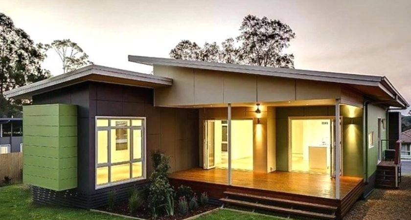 Modern Prefabricated Homes Stunning Contemporary