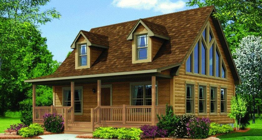 Modular Amp Log Homes Details Home Custom