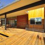 Modular Blanco River Prefab Home Deck Outside