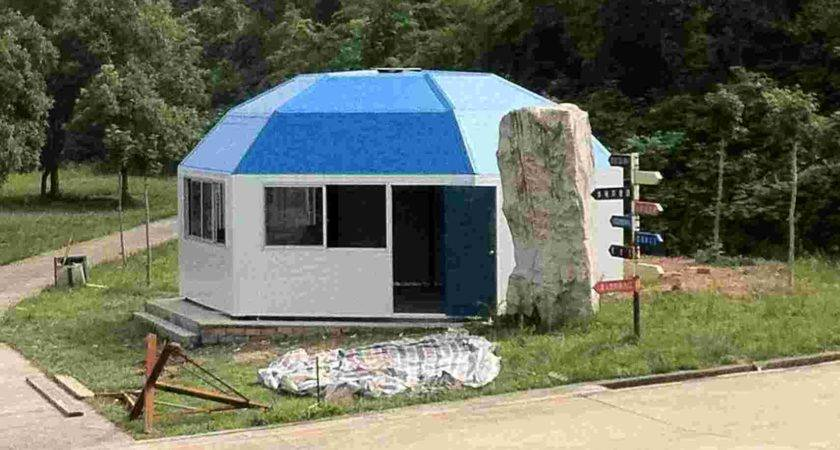 Modular Dome House China Mobile Homes