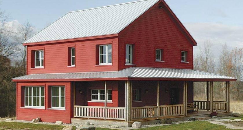 Modular Farmhouse Plans Ideas Building