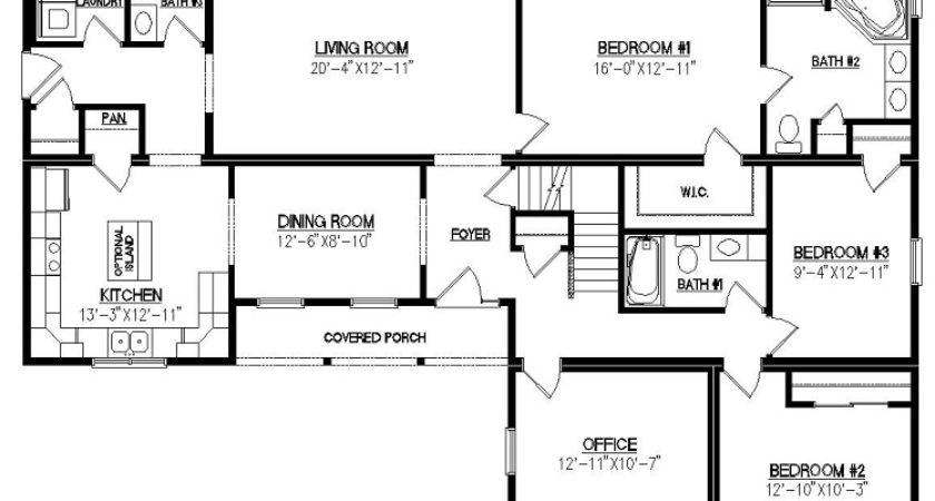 Modular Floor Plans Bedroom