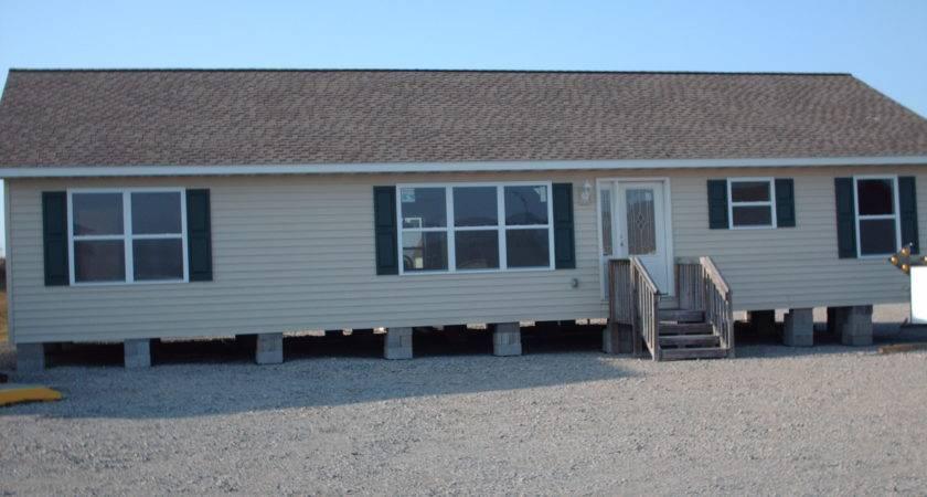 Modular Home Basement Foundation