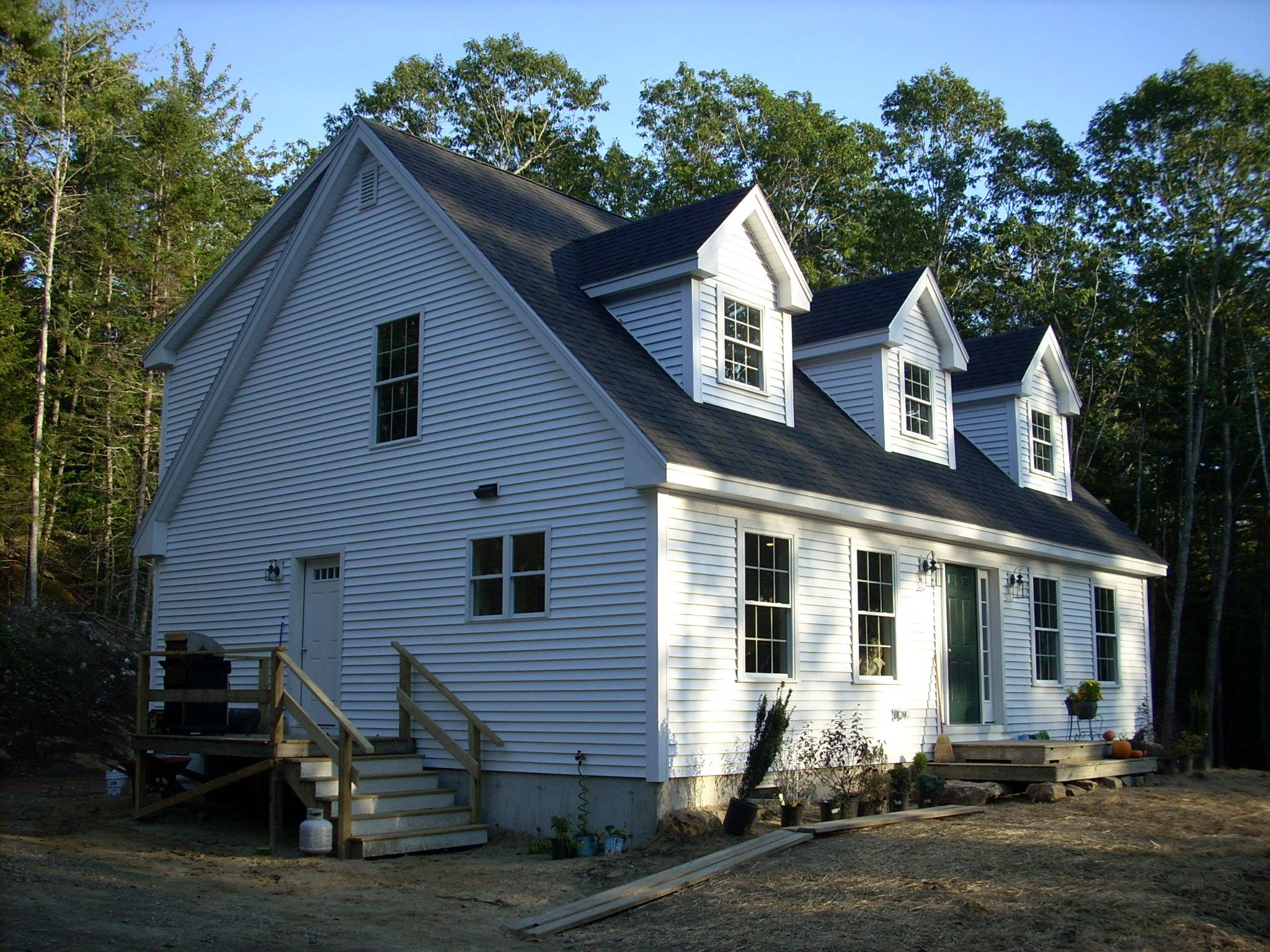 Modular Home Builders Maine