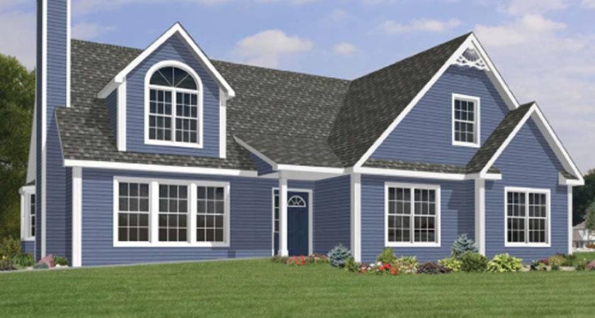 Modular Home Cape Cod Floor Plans