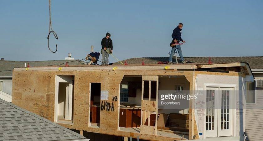 Modular Home Construction Anniversary Hurricane Sandy