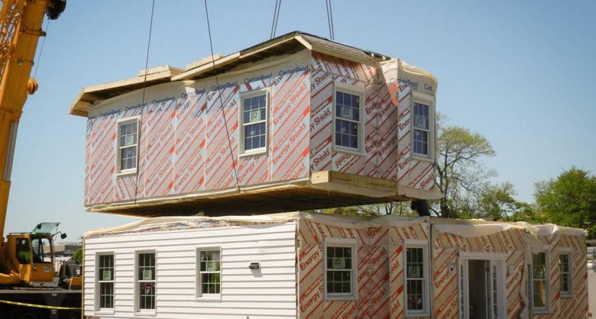 Modular Home Construction Foto Artis Candydoll