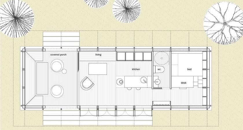 Modular Home Contemporary Floor Plans