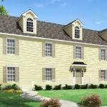 Modular Home Duplex