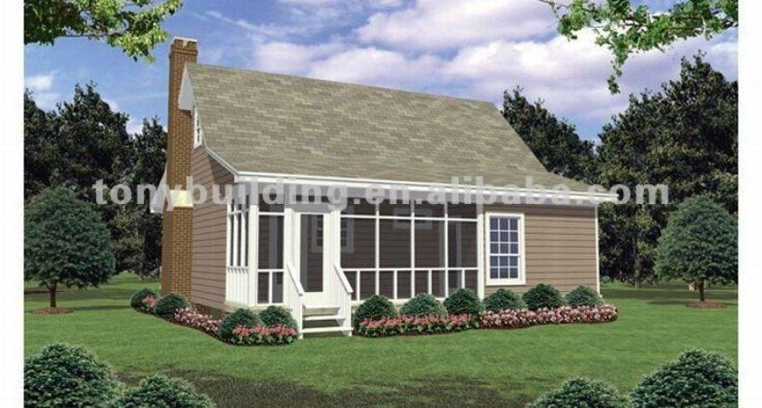 Modular Home English Cottage Homes