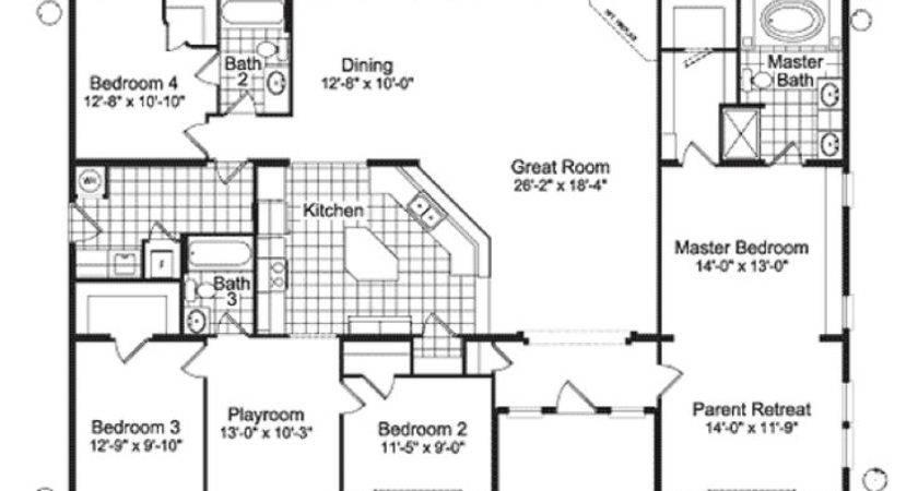 Modular Home Floor Plan Plans Pinterest