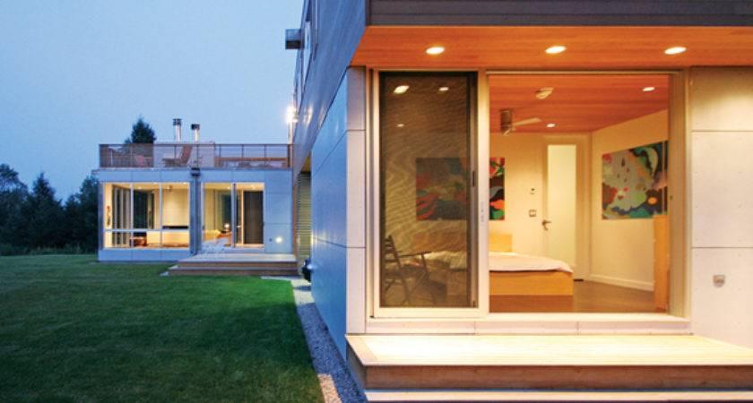 Modular Home Homes Sunset