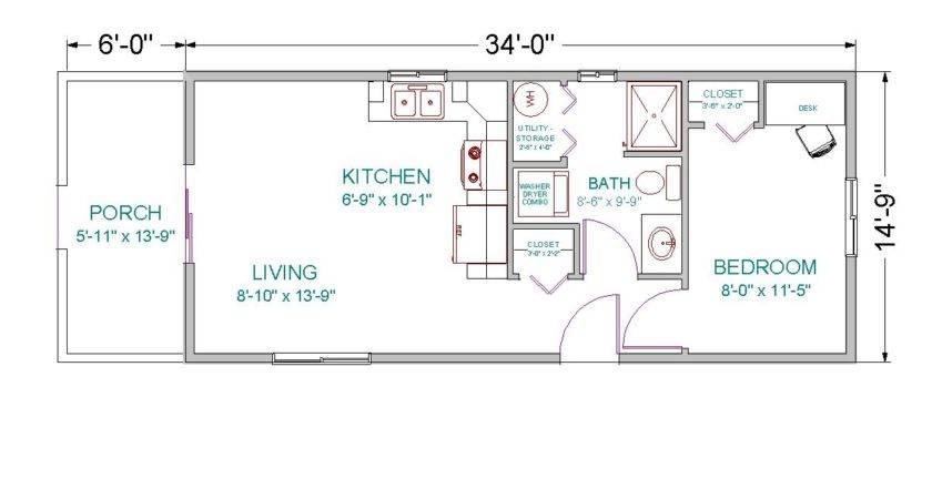 Modular Home Homes Under Square Feet