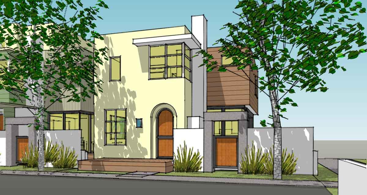 Modular Home Infill Homes