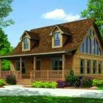 Modular Home Log Cabins