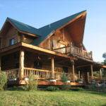 Modular Home Log Homes Wyoming