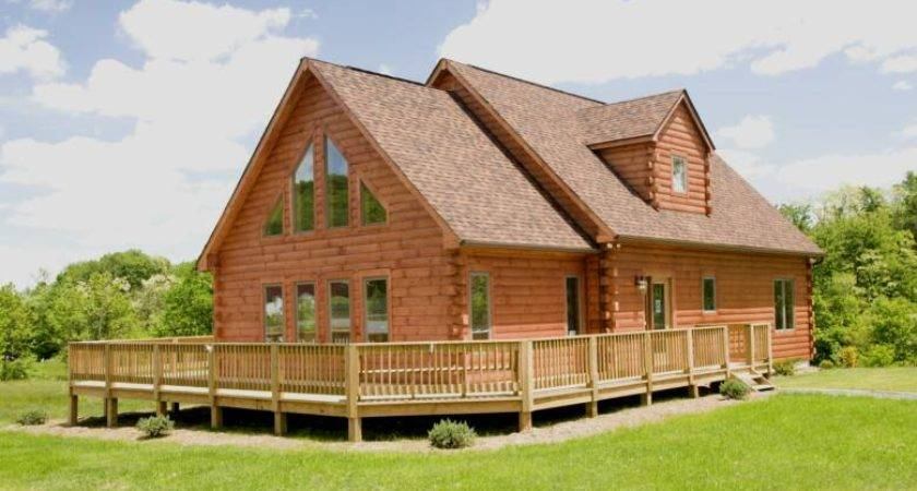 Modular Home Log Homes
