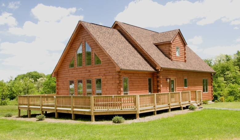 Modular Home Log Homes