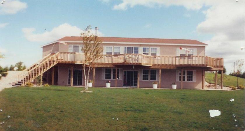 Modular Home Over Basement
