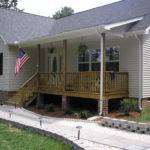 Modular Home Porches