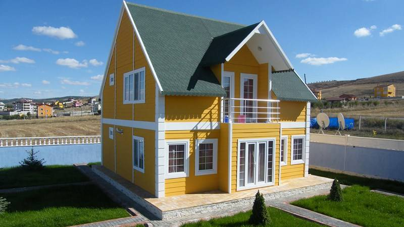 Modular Home Prefabricated Homes
