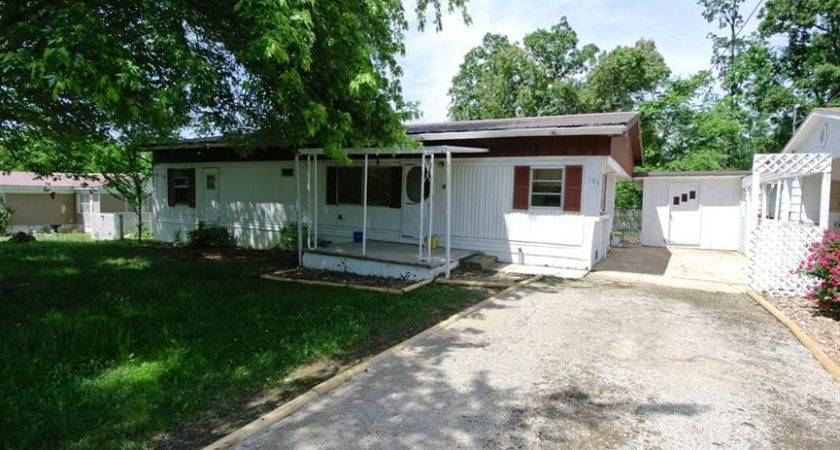 Modular Home Recently Renovated Wappapello Land Sale