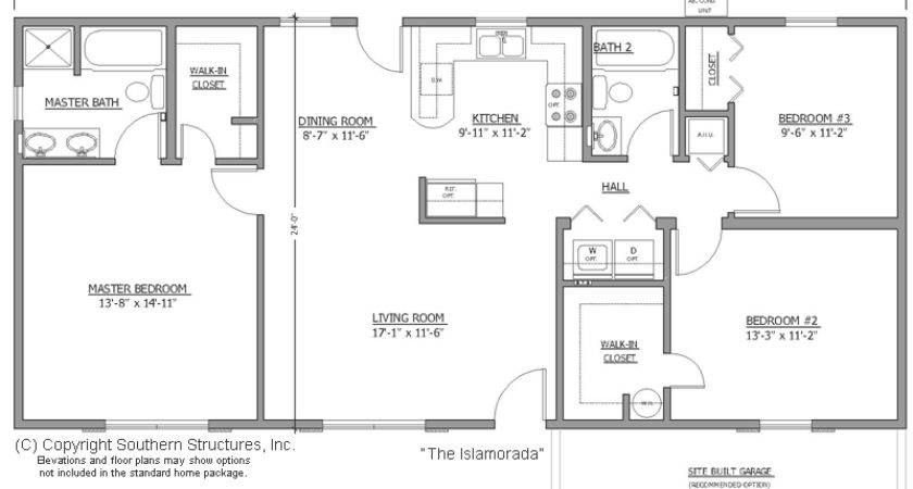 Modular Home Small Floor Plans House