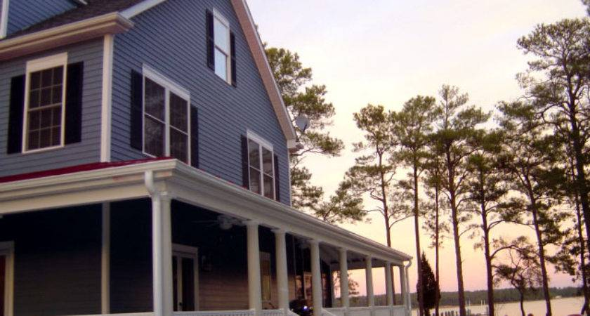 Modular Home Sunset