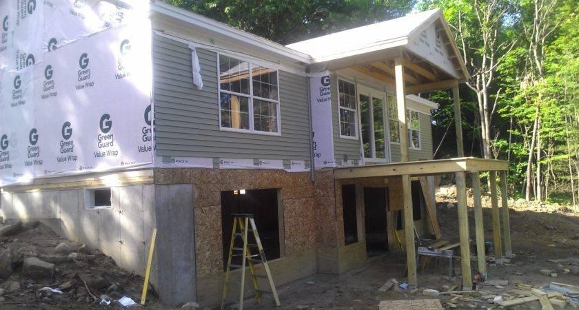 Modular Home Wood Foundation