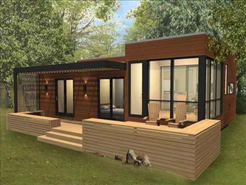 Modular Homes Cool Prefab Mail Order Home Designs