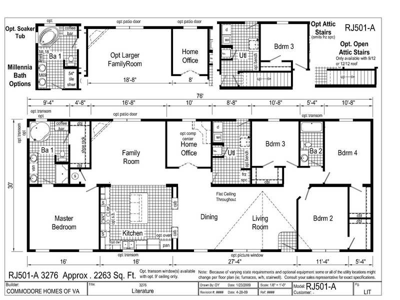 Modular Homes Floor Plans Photos Home