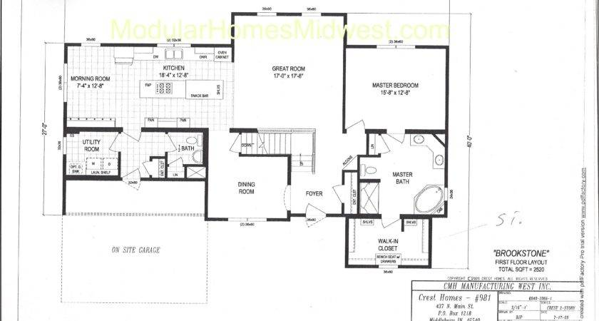 Modular Homes Floor Plans Prices Two Story Plan