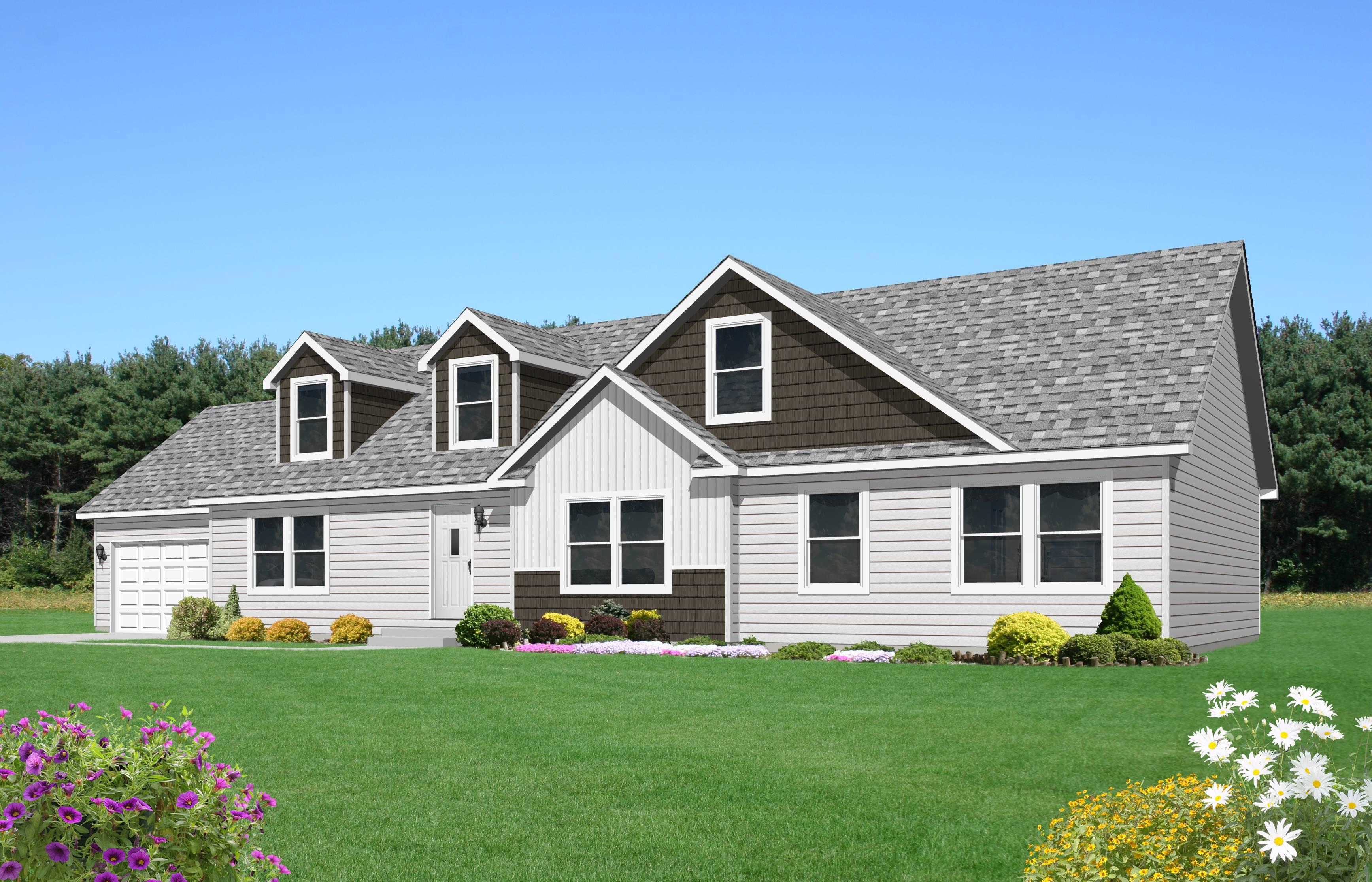 Modular Homes Loft Small