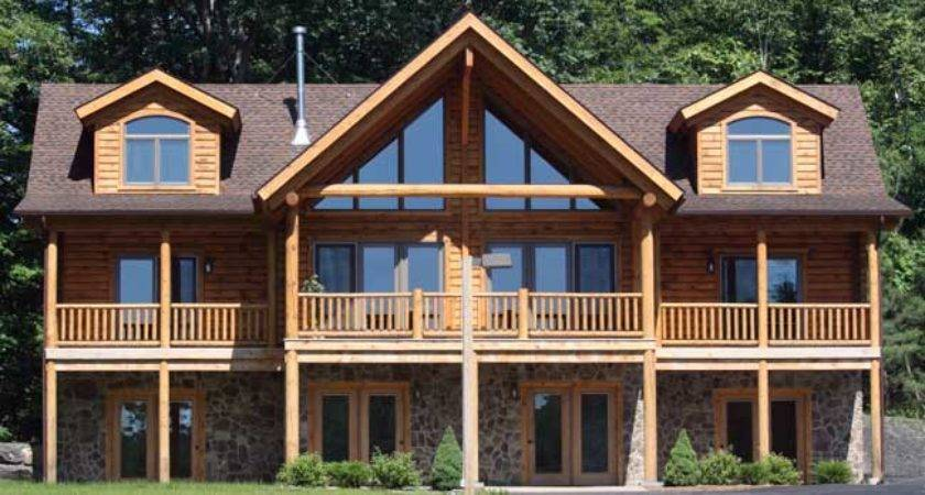 Modular Homes Log