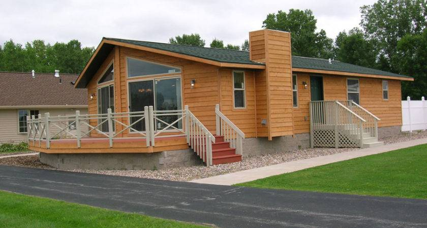 Modular Homes Manufactured Stick Built Wisconsin Factory