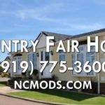 Modular Homes Mobile Home Construction Sanford Youtube