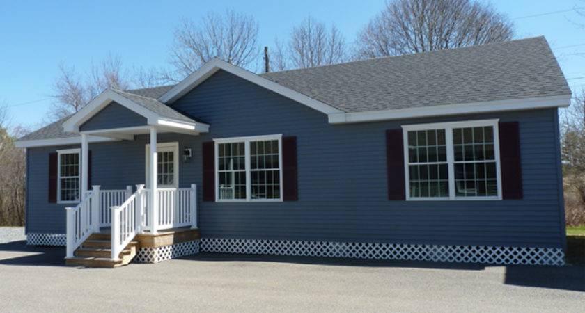 Modular Homes Showcase Maine Bangor Mobile Club