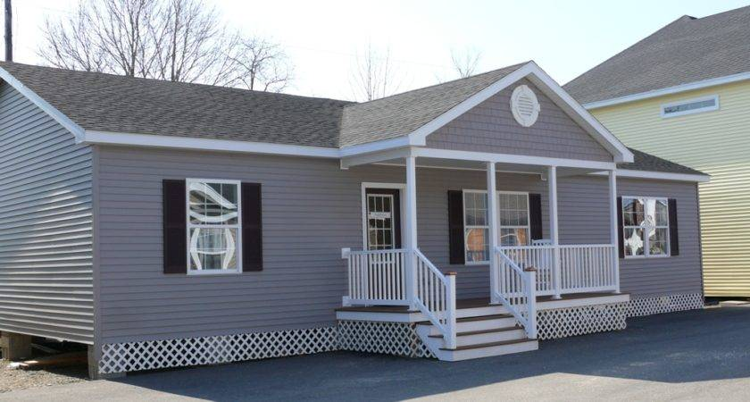 Modular Homes Showcase Maine Brewer