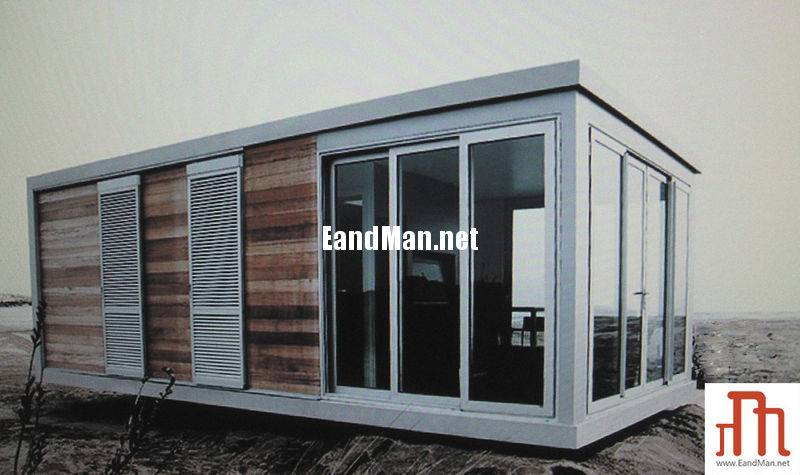 Modular House Mobile Container High End