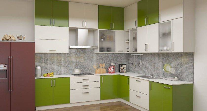 Modular Kitchen Cabinets Obviously Smart Option Pink