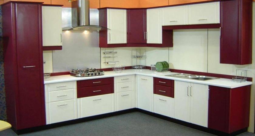 Modular Kitchen Furniture Concept Arrange