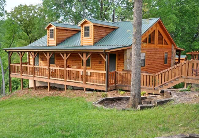 Modular Log Cabin Homes California Modern Home
