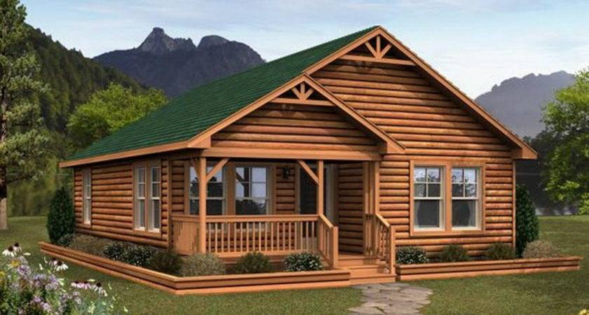 Modular Log Cabin Homes Safe Efficient