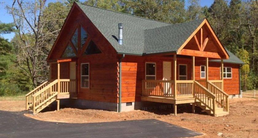 Modular Log Cabins Homes Mountain Recreation