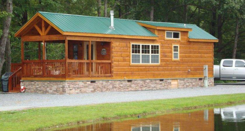 Modular Log Cabins Park Model Bestofhouse