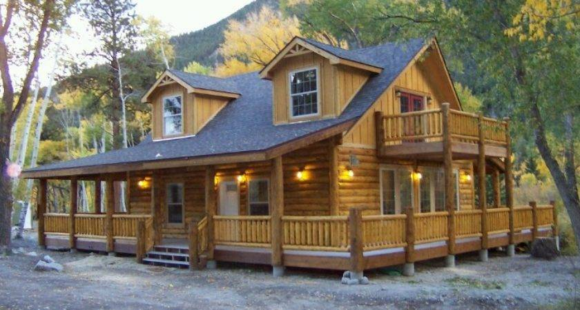 Modular Log Home Days Ultimate Cabin Woods Pint