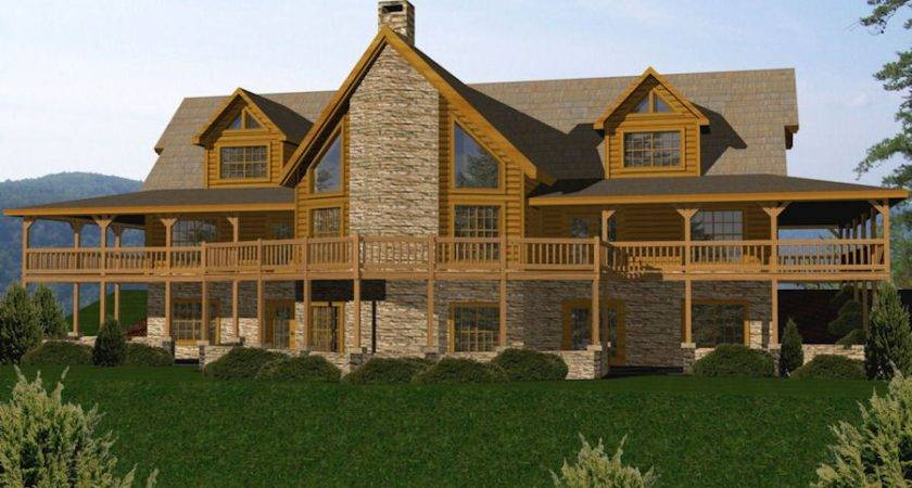 Modular Log Homes Kozy Cabins Quality Cabin Dream Home