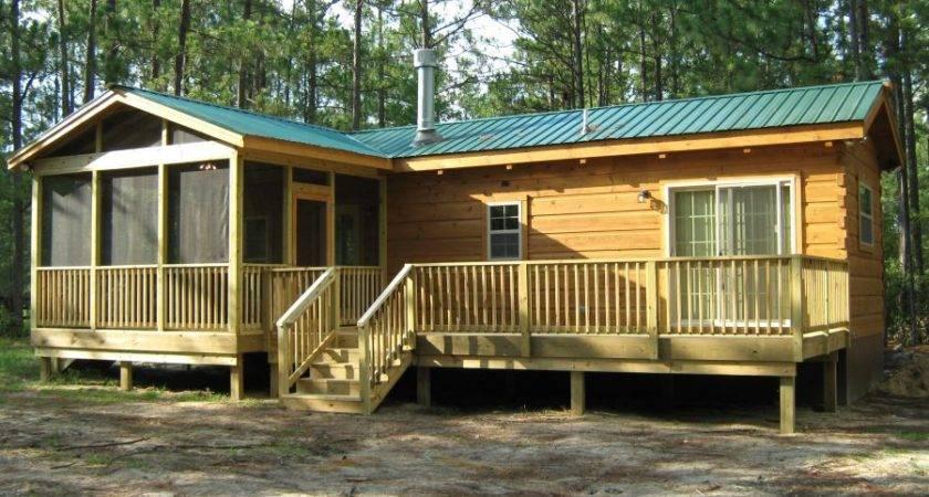 Modular Log Homes Park Model Cabins All