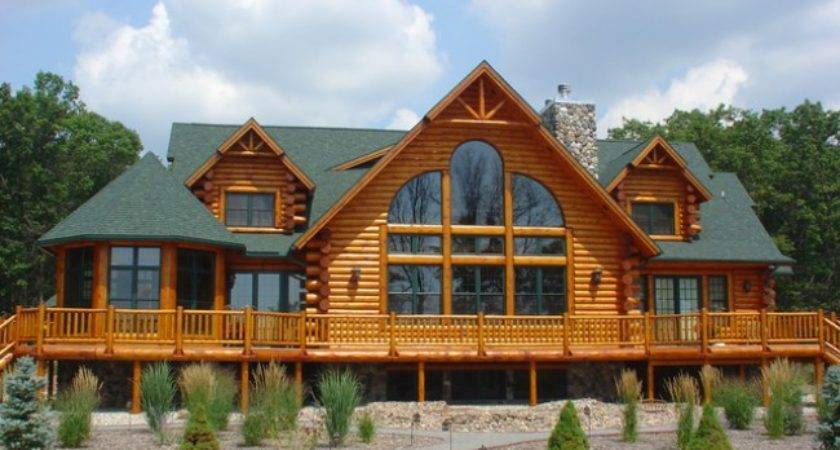 Modular Log Homes Prefabricated