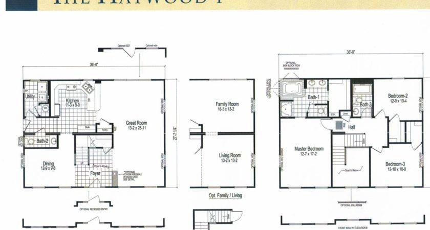 Modular Mansions Floor Plans Lovely House Modern